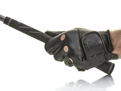 PRO Executive Black Leather Golf Glove (L/H)