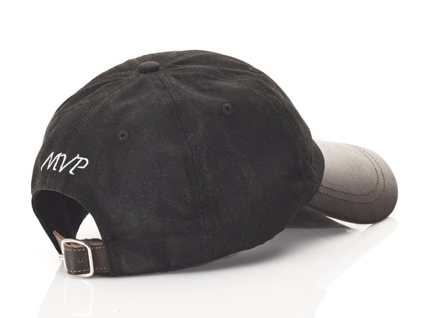 Heritage Leather Baseball Cap