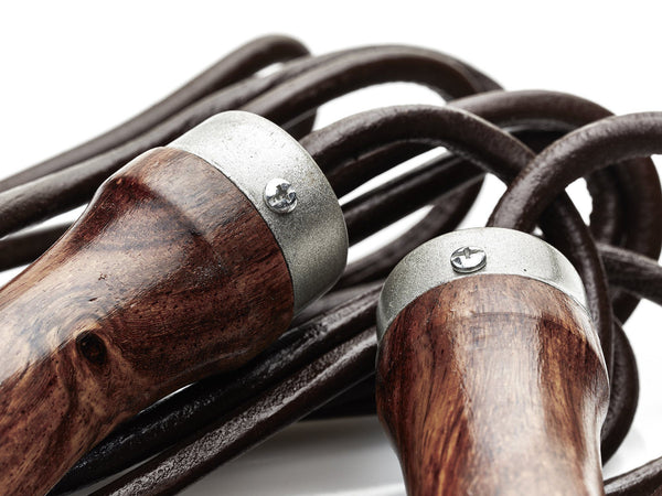 Heritage Leather Jump Rope