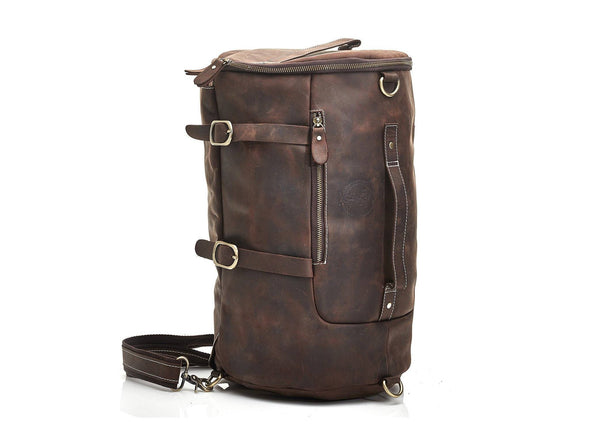 Heritage Leather Rucksack