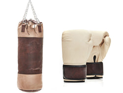 PRO Legacy Leather Boxing Package