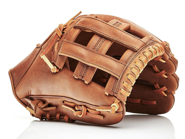 MVP Baseball - Deluxe Leather Baseball Glove, Infield 11.50 PRO