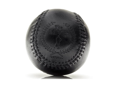 MVP Baseball - Executive Leather Baseball, Black Stitch