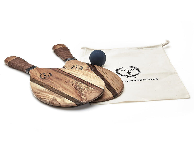 MVP Beach Bats - Heritage Timber Frescobol Set