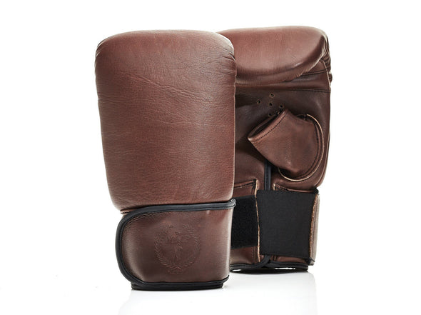 MVP Boxing - Heritage Leather Bag Gloves