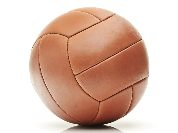 MVP Leather Balls - Deluxe Leather 12P Soccer Ball