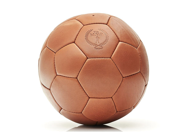 MVP Leather Balls - Deluxe Leather 32P Soccer Ball