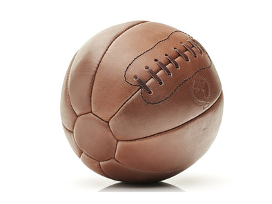 MVP Leather Balls - Deluxe Leather Medicine Ball