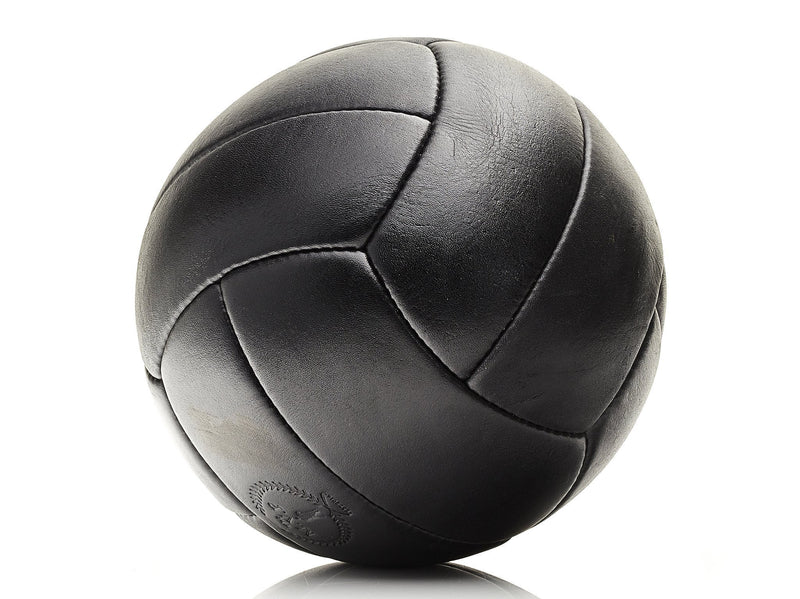 MVP Leather Balls - Executive Leather 12P Soccer Ball