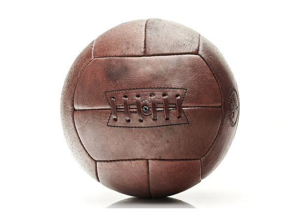 MVP Leather Balls - Heritage Leather 12P Soccer Ball