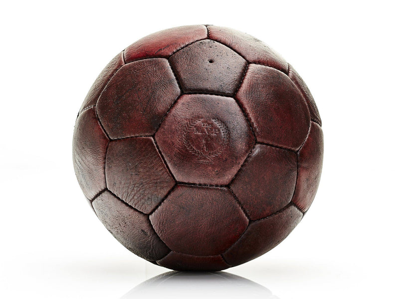 MVP Leather Balls - Heritage Leather 32P Soccer Ball