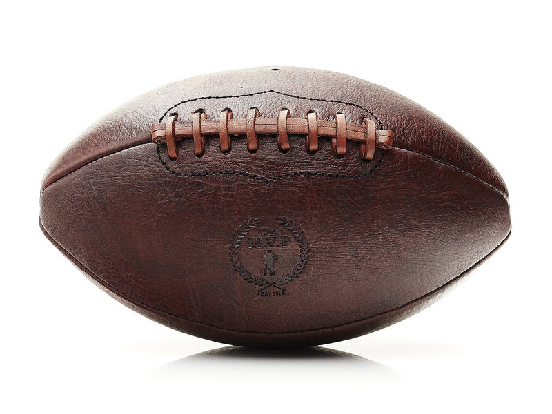 MVP Leather Balls - Heritage Leather Football