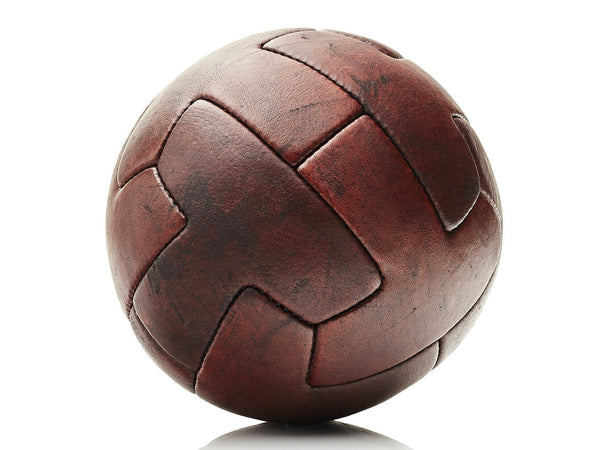 MVP Leather Balls - Heritage Leather T Soccer Ball