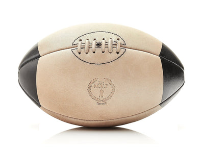 MVP Leather Balls - Legacy Leather Rugby Ball