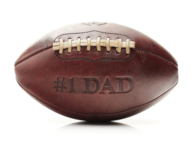 MVP Leather Balls - MVP X #1 DAD Heritage Football