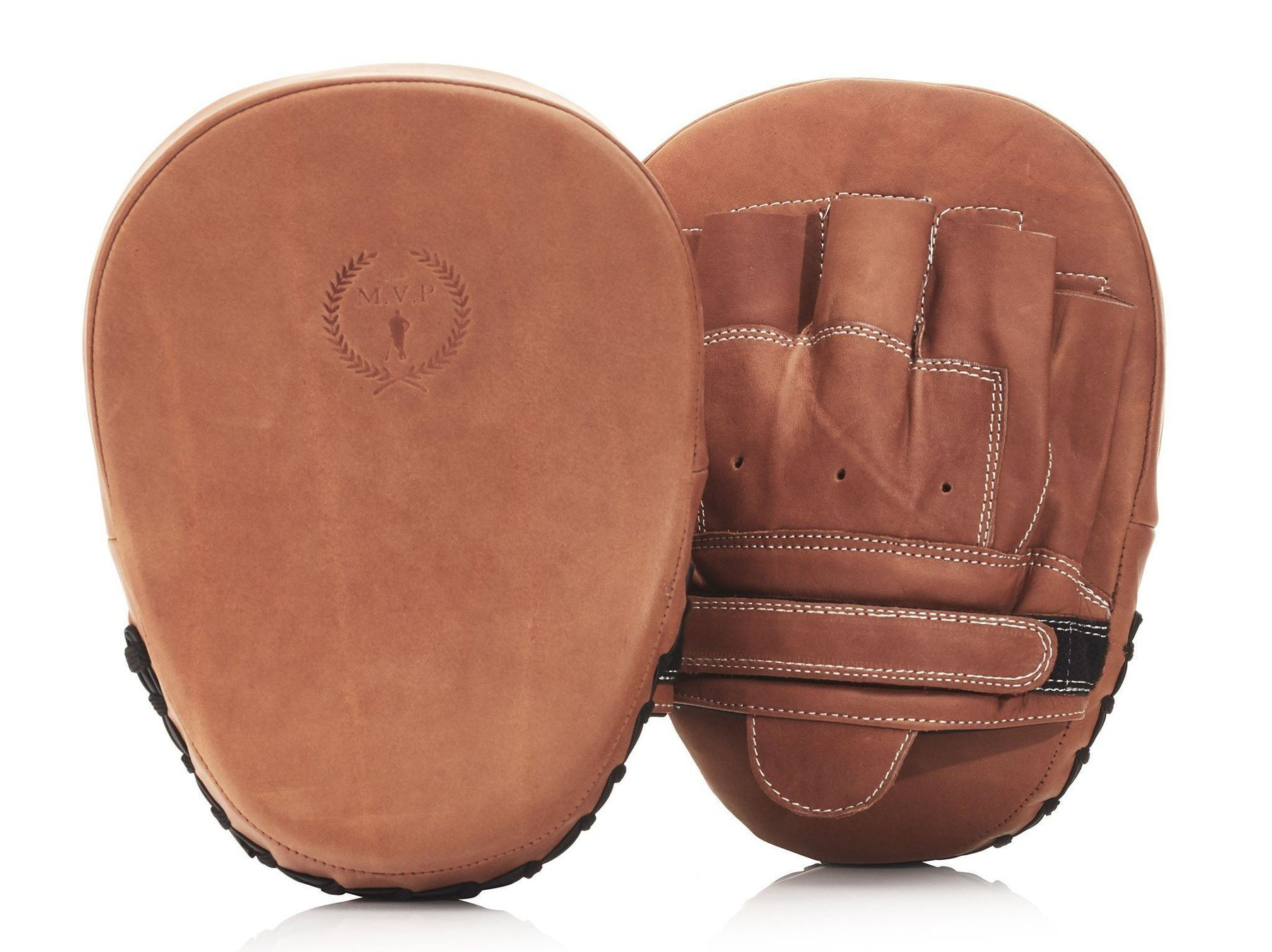 PRO Deluxe Tan Leather MMA Package - MODEST VINTAGE PLAYER LTD