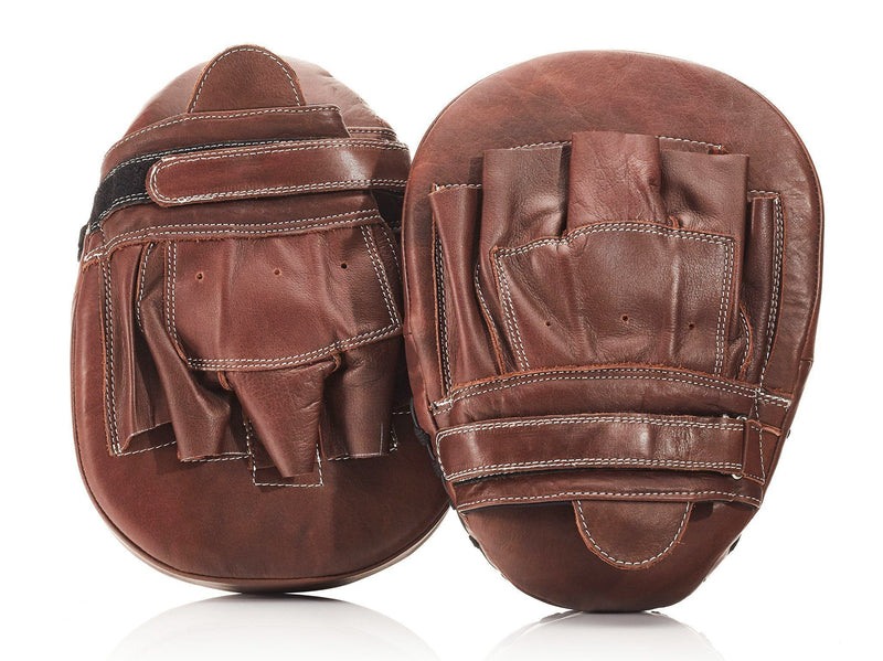 PRO Heritage Brown Leather Focus Pads
