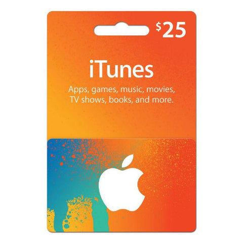 Apple iTunes Cards US Store - GadgitechStore.com Lebanon - 1