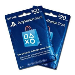Sony PS4 Online Credit