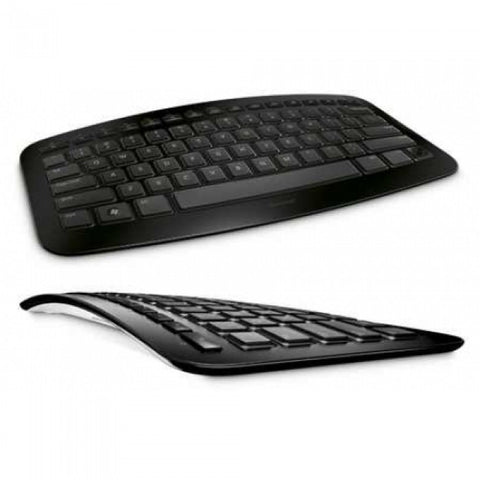 Microsoft Arc Keyboard USB Port wireless