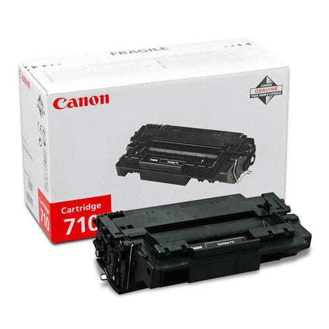 Canon 710 & 710H Black Toner Cartridge