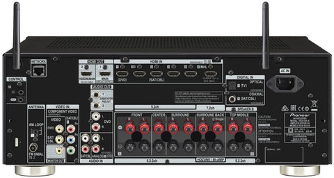 Pioneer VSX-930 7.2-Channel AV Receiver