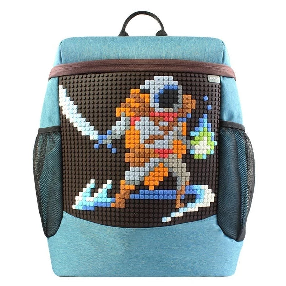 Upixel Gladiator School Backpack WY-A003 Blue