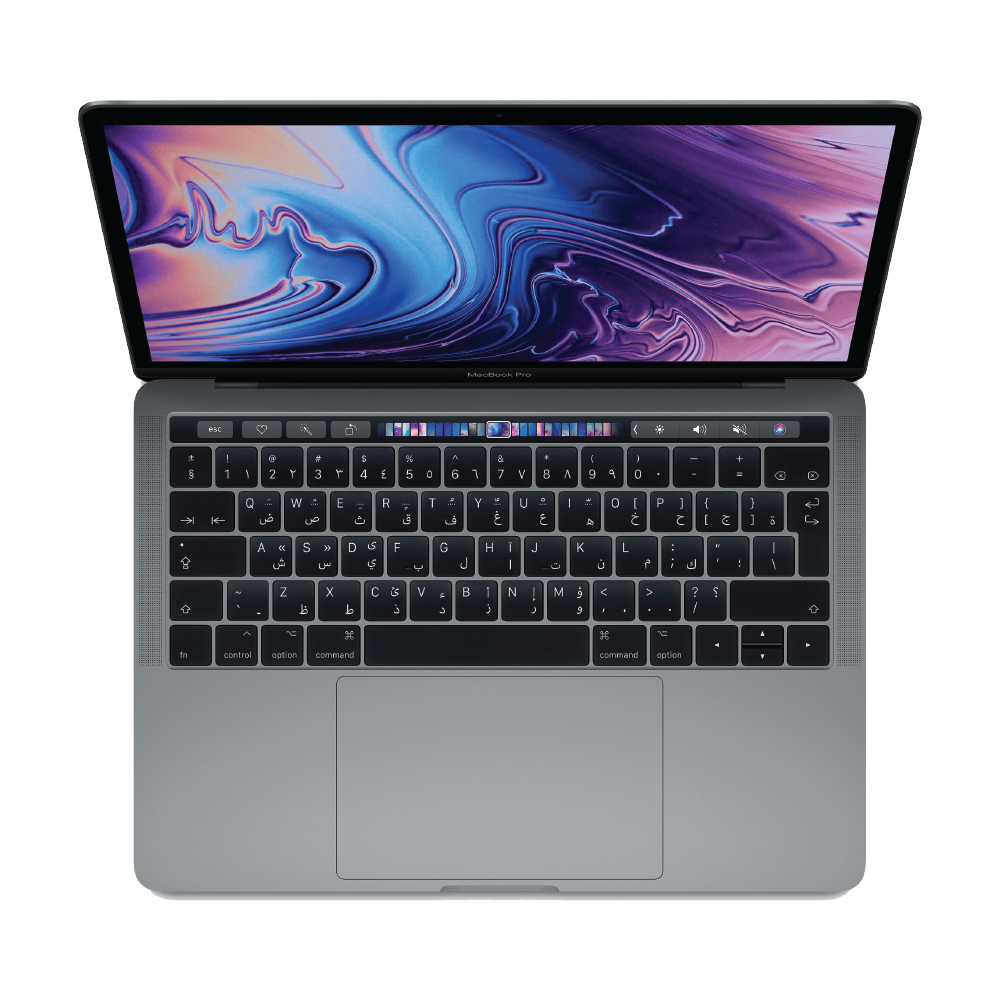 Apple MacBook Pro 13inch Touch Bar & Touch ID 2.3GHz - 2018 model