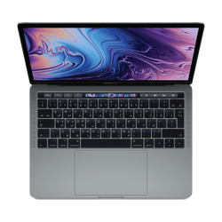 Apple MacBook Pro 13inch Touch Bar and Touch ID - 2018 model