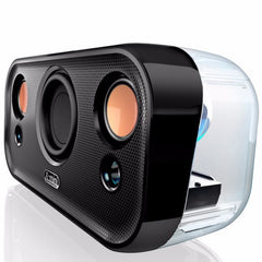 X-Mini™ CLEAR Custom 2.1 Bluetooth Audio System - GadgitechStore.com Lebanon - 1