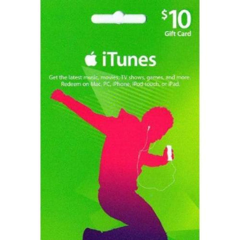 Apple iTunes Cards US Store