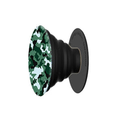 PopSockets Expanding Stand and Grip (Green Camo)