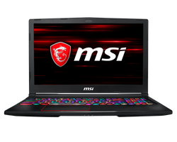 MSI Gaming Notebook GE 63 Raider 8 RE
