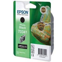 Epson T0341 (T034140) Black Original Ink Cartridge