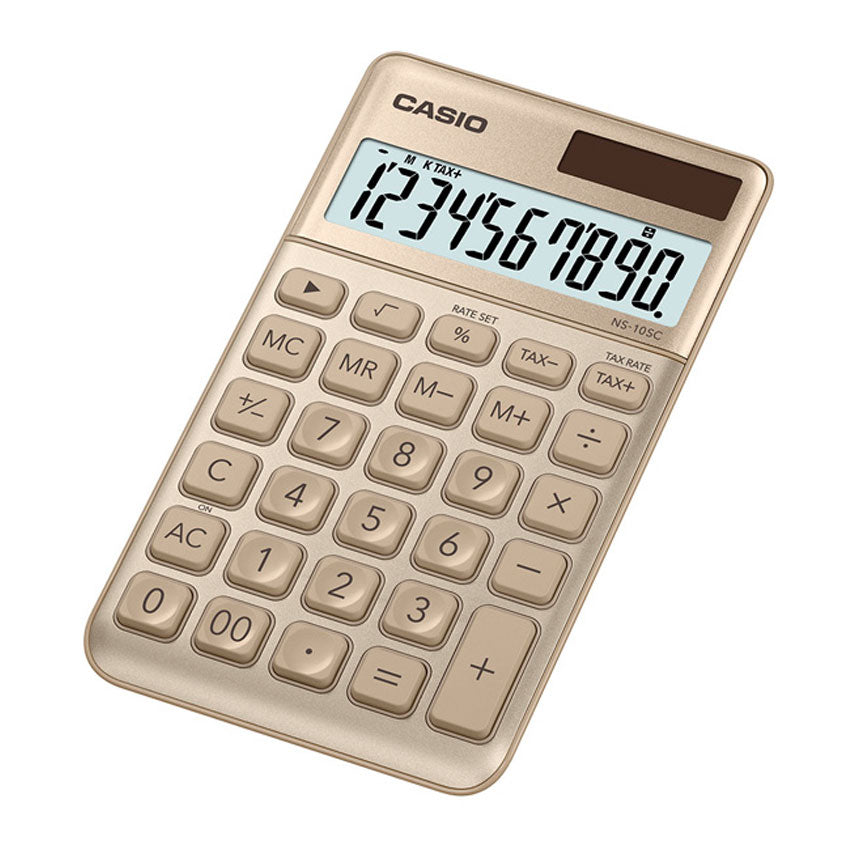 Casio Calculator NS-10SC
