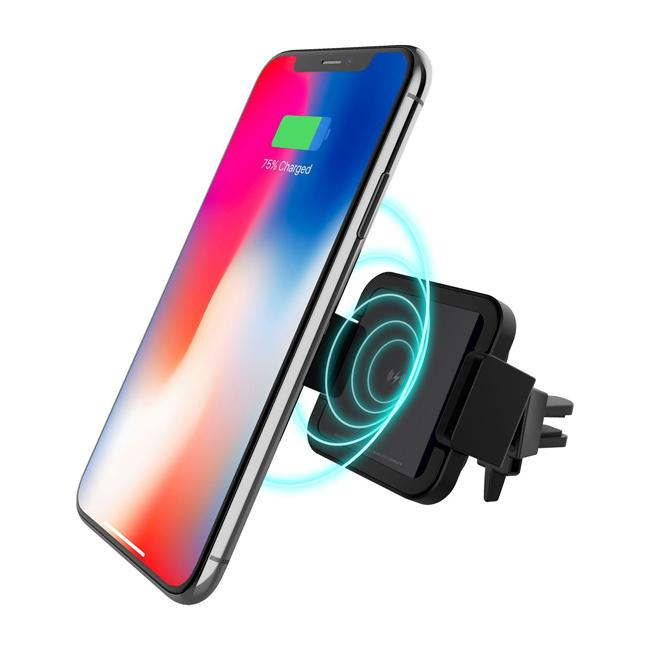 Patchworks CAMO Qi Wireless Charging Car Vent Mount