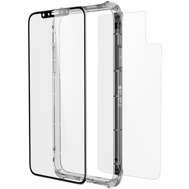 low priced 3f2a3 b34d2 Zagg iPhone X Invisible Shield Full Body Screen Protector
