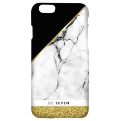 So Seven Marble Case For iPhone 8