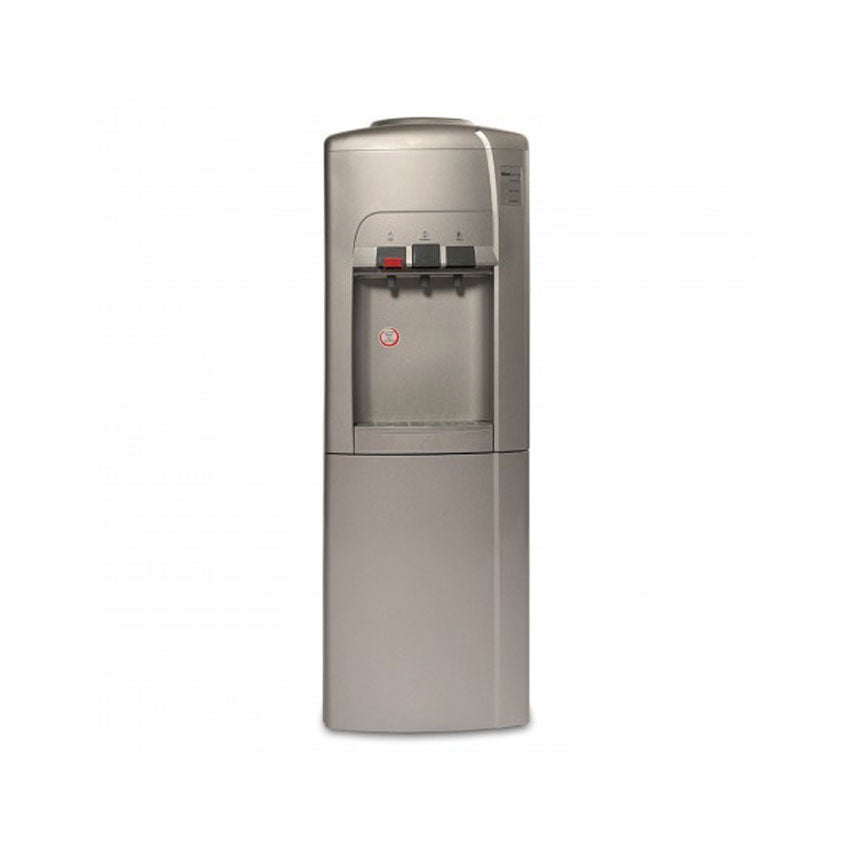 Blueberry Water Dispenser Silver Hot Normal Cold With Cab