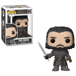 FUNKO POP TV: GOT S8 - Jon Snow (Beyond the Wall)