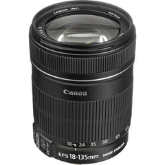 Canon EF-S 18-135mm f/3.5-5.6 IS Lens - Gadgitechstore.com