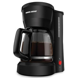 Black & Decker DCM600-B5 Coffee Maker - Gadgitechstore.com