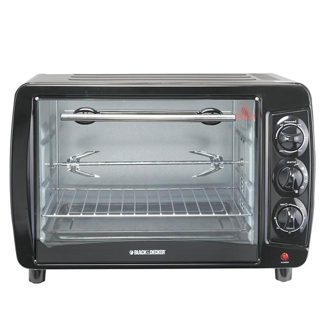 Black & Decker TR055-B5 Electric  Oven - Gadgitechstore.com