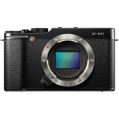 Fujifilm X-M1 Mirrorless Digital Camera (Body Only) - Gadgitechstore.com