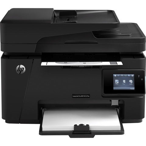 HP LaserJet Pro M127fw Wireless Monochrome All-in-One Printer - GadgitechStore.com Lebanon