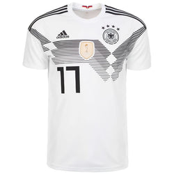 Adidas Men's Football Germany Home Replica Jersey