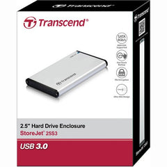 "Transcend StoreJet Enclosure 2.5"" (Without HDD)"