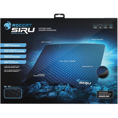 ROCCAT Siru - Desk Fitting Gaming Mousepad - Gadgitechstore.com