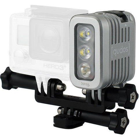 Qudos Action Waterproof Video Light for GoPro