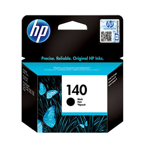 HP 140 Black Original Ink Cartridge